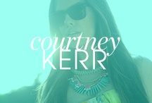 Courtney Kerr / by BaubleBar