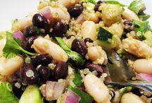 FOOD: Beans & Lentils* / Vegetarian bean and legume recipes / by Linda M
