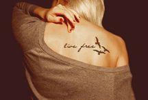 tattoo / by Shara Mary
