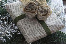 Creative Inspiration: Gift Wrap / by Lisa Marshall