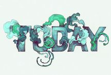 Typography / by Noelle O'Brien