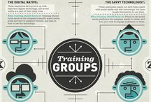 Work infographics / by Frankwatching
