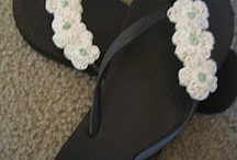 Accessorize with crochet / slippers etc / by Marie Hahn