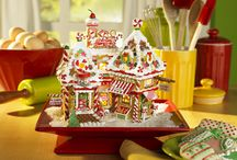 North Pole Village  / My new obsession  / by Kim Despain