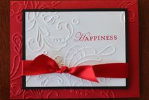 Cards to inspire and try / by Dave and Tracie Hansford
