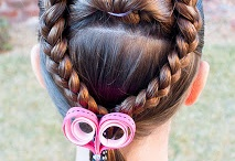 girly / Hair and fashion for girls. / by Michele Young
