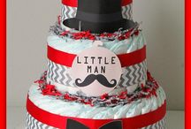 Diaper Cakes / by Kimberly Greer