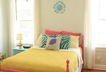 big girl room ideas / by Alyssa Trussoni Catalani