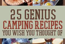 Camping tips and tricks / by Bethany Deakins