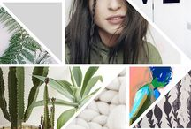In the mood for a moodboard / by Erika Blaauw