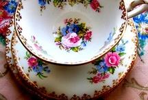 china / ceramics / by Maggie Scott