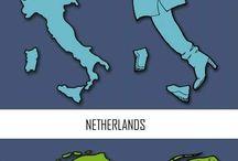Homeschool :: Geography / by Les B
