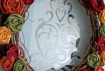 Crafts - Decor/Floral / by Heather Andrus