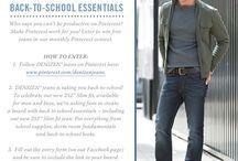DENIZEN®  Back-To-School Essentials / by Barbara Ryan