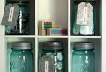 Organizing / by Susan Ziegler Hutsko