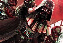 Star Wars <3 / by Alejandro 'AlphaHex' Vivas