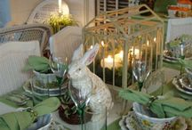 Tablescapes / by Sheree Brown
