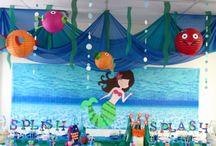 Fiestas Playa, Bajo el mar / by Fiestas Infantiles
