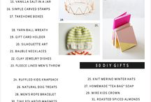 Craft - Gifts to make / by Gwynne Zink