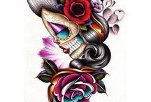 tattoos / by Umar Abid