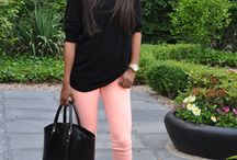 Outfits/fashion / by Jacqueline Sayers