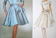 Vintage Fashions / by Victoria Castille