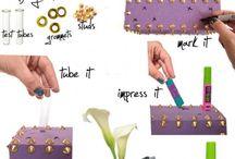 Craft Ideas / by satiah Swedenskey