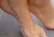tattoos / by Chef Jesa Henneberry