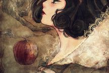 snow white / by pm