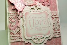 Cards Mostly & Papercrafts / by Pauline Turner
