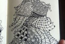 *ART* Zentangles / by Stefanie Sidwell