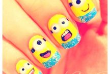 nails. / by Amber Johnson