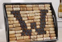 What to do with wine corks / by Amanda Richard