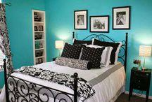 Bedrooms / by Melanie Slavens