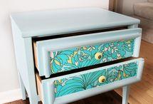 Fabric Crafts / by Heather Joy
