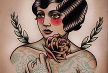 Tattoos / by Kristen Blaze
