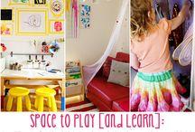 Creative learning space  / by Elizabeth Clavijo