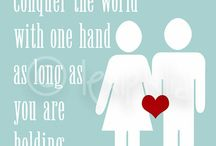 Marriage and Love / by Tina Larson Tanuis