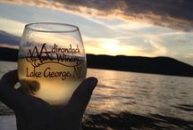 Beautiful Adirondacks / Each one of our wine bottle labels is a scenic photograph of the Adirondacks and the Lake George area! / by Adirondack Winery
