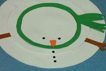 preschool christmas week 2 / by Katie
