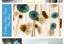 Birthday/party ideas / by Stephanie Goodpaster