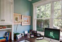 Home Office / by Lynn Stallworth