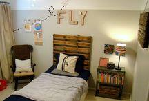 Cale's Room / by Sherry Lynn Summitt