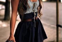 fashion and beauty / by Santana Jaramillo