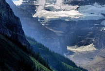 Beautiful places / my favorite places  - especially mountains / by Terri Birdwell Jones