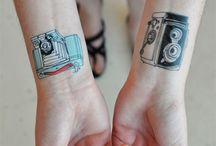 Tattoo :) / by Filiz Ardal