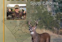 South Carolina / by Hunter Ed