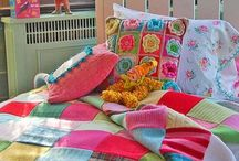 Quilting / by Melissa Gonzales