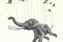 Elephantasticle / by Simon Sumner