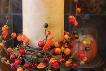 Fall Decor / by Amber Torok